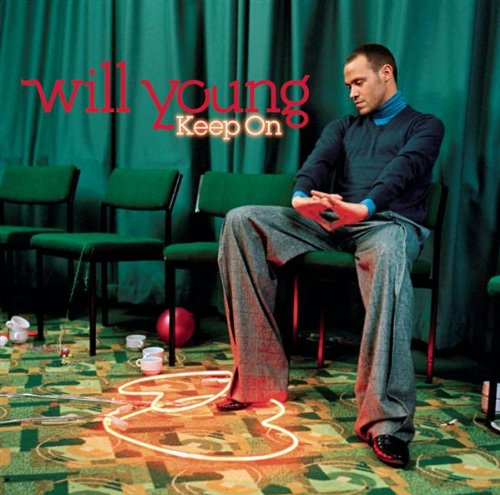 Will Young Who Am I cover art