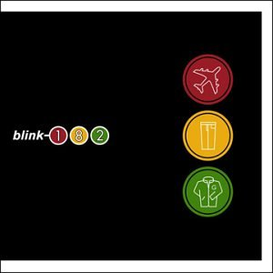 Blink-182 Roller Coaster cover art