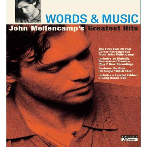 John Mellencamp Ain't Even Done With The Night cover art