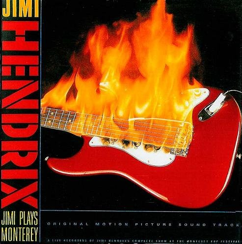 Jimi Hendrix Like A Rolling Stone cover art