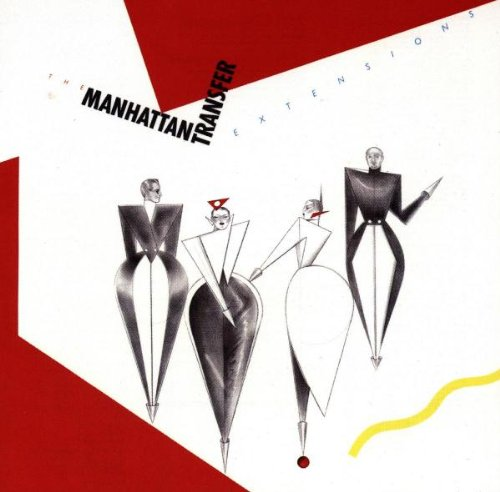 Manhattan Transfer Birdland cover art