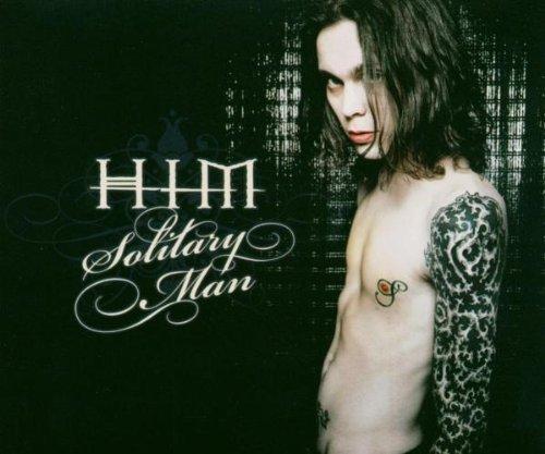 HIM Solitary Man cover art