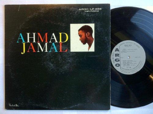 Ahmad Jamal Autumn Leaves cover art