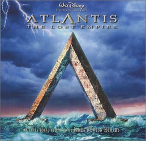 Mya Where The Dream Takes You (from Atlantis: The Lost Empire) cover art