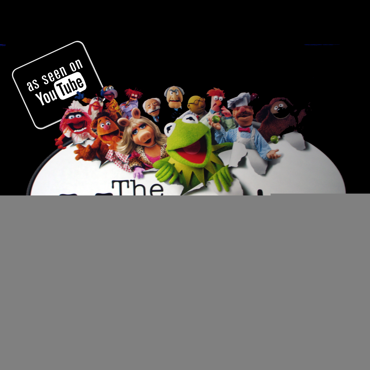 The Muppets Man Or Muppet cover art