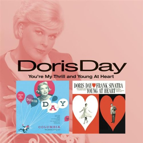 Doris Day Hold Me In Your Arms cover art