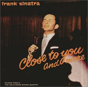 Frank Sinatra Everything Happens To Me cover art