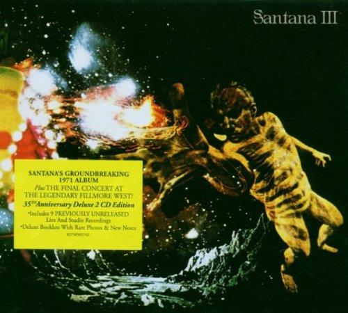 Santana Toussaint L'Overture cover art