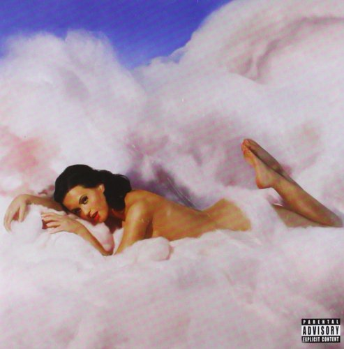 Katy Perry Who Am I Living For? cover art