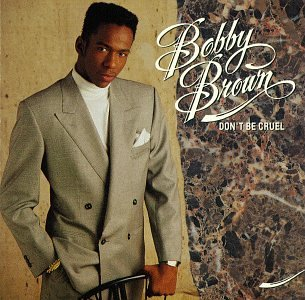 Bobby Brown My Prerogative cover art