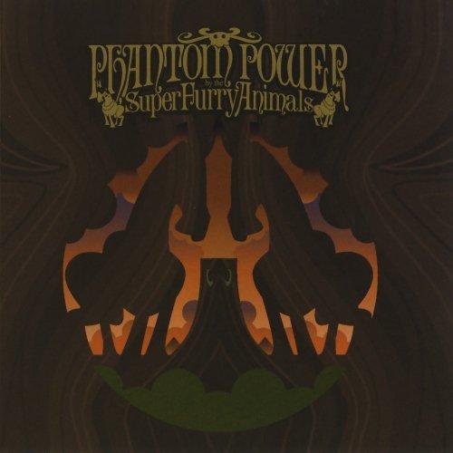 Super Furry Animals Golden Retriever cover art