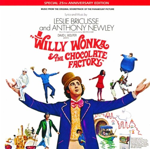 Leslie Bricusse Oompa Loompa (from Charlie And The Chocolate Factory) cover art