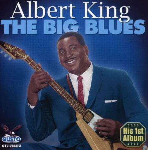Albert King Don't Throw Your Love On Me So Strong cover art