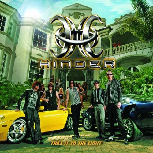 Hinder Use Me cover art