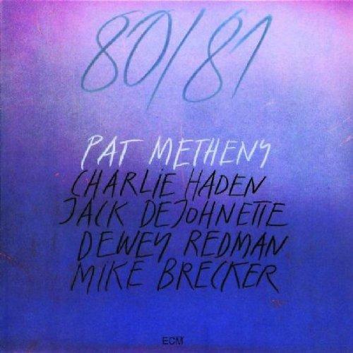 Pat Metheny The Bat cover art
