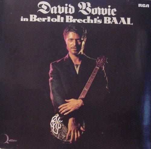 David Bowie Baal's Hymn cover art