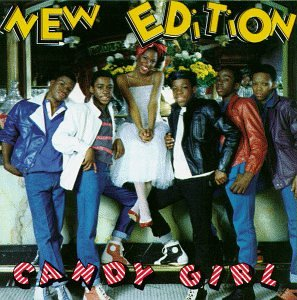 New Edition Candy Girl cover art