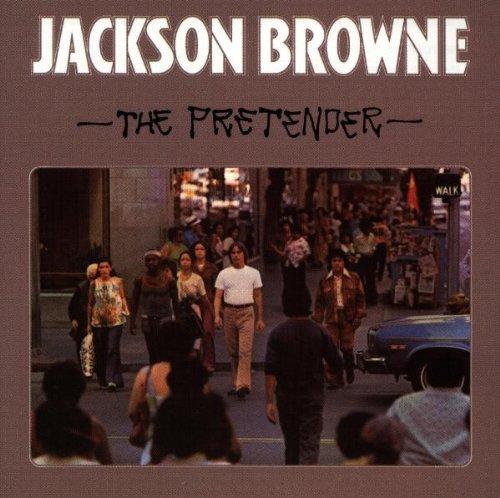 Jackson Browne The Pretender cover art