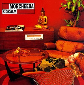 Morcheeba The Sea cover art