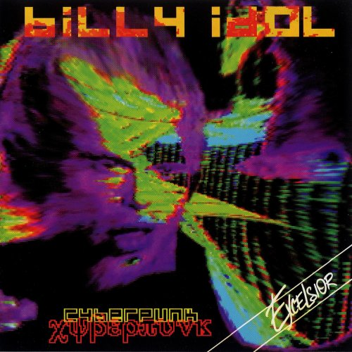 Billy Idol Shock To The System cover art