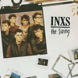 INXS Burn For You l'art de couverture