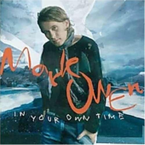 Mark Owen Four Minute Warning cover art