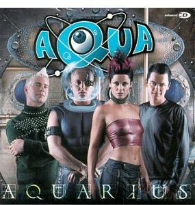 Aqua An Apple A Day cover art