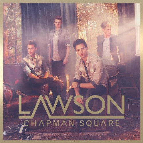 Lawson Taking Over Me cover art