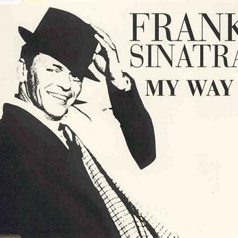 Frank Sinatra All My Tomorrows cover art