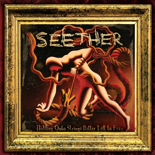 Seether Country Song cover art