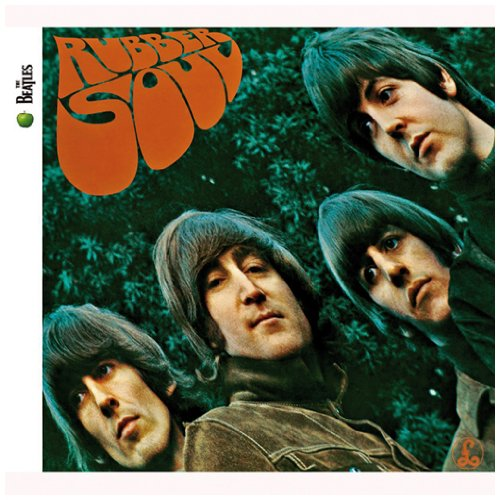 The Beatles Norwegian Wood (This Bird Has Flown) cover art