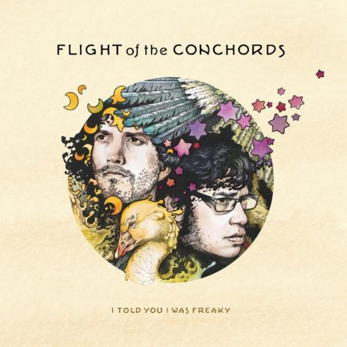 Flight Of The Conchords Carol Brown cover art