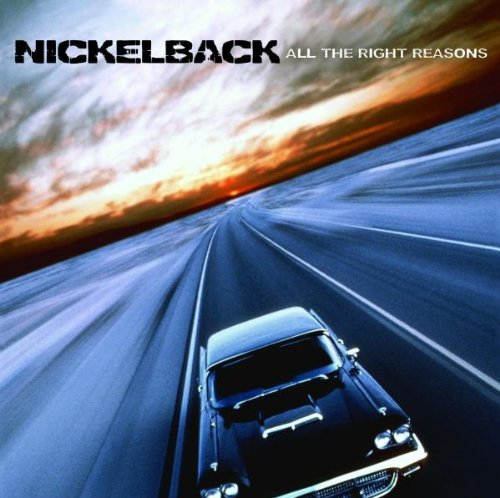 Nickelback Rockstar cover art