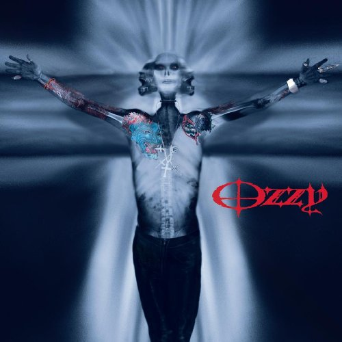 Ozzy Osbourne Alive cover art