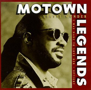 Stevie Wonder I Was Made To Love Her cover art