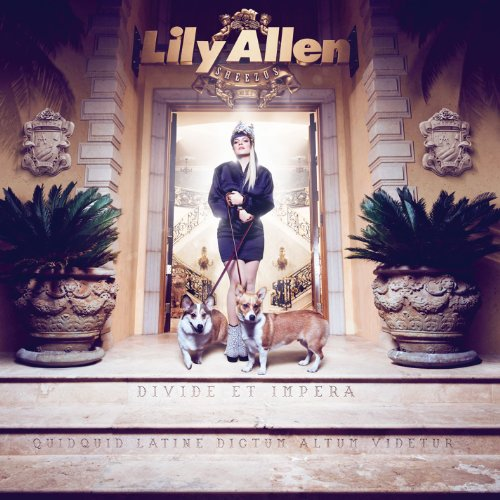 Lily Allen As Long As I Got You cover art