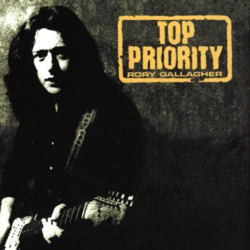 Rory Gallagher Bad Penny cover art