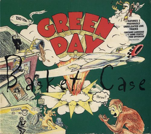 Green Day (So) Tired Of Waiting For You cover art