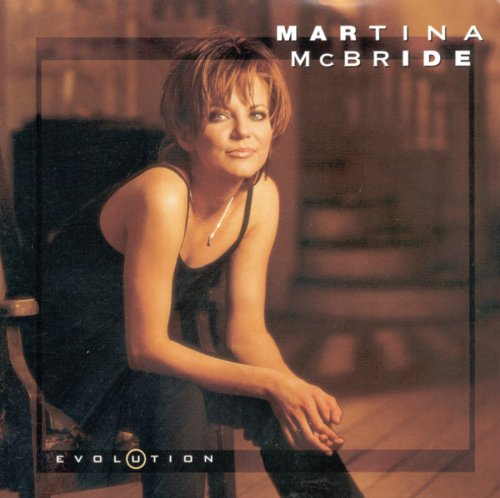 Martina McBride A Broken Wing cover art