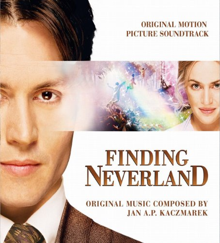 Jan A.P. Kaczmarek Where Is Mr. Barrie? (theme from Finding Neverland) cover art