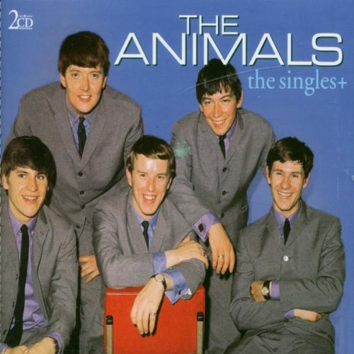 The Animals House Of The Rising Sun cover art