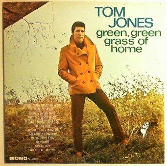 Tom Jones Funny Familiar Forgotten Feelings cover art