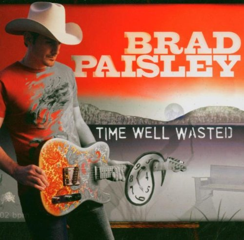 Brad Paisley Waitin' On A Woman cover art