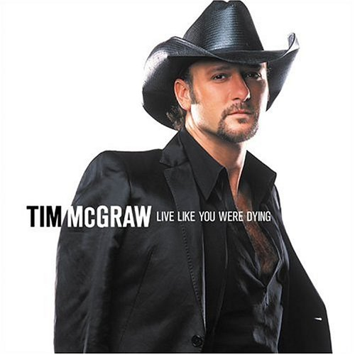 Tim McGraw My Old Friend cover art