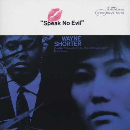 Wayne Shorter Infant Eyes cover art