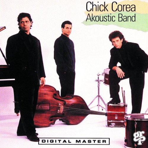 Chick Corea Spain cover art