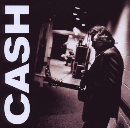 Johnny Cash Solitary Man cover art
