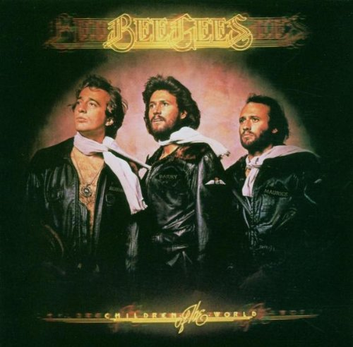 Bee Gees Boogie Child cover art
