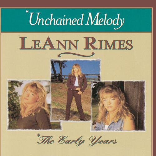 LeAnn Rimes I Want To Be A Cowboy's Sweetheart cover art
