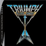 Triumph Fight The Good Fight cover art